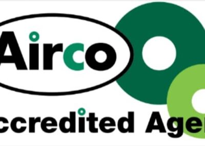 Airco Accredited Agent Logo