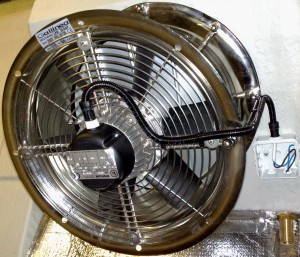 Extractor-fan-installation